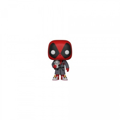 Deadpool en robe - Deadpool (327) - POP Marvel