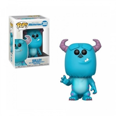 Sulley - Monsters & Co. (385) - Pop Disney