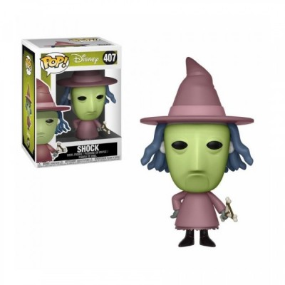 Shock - Nightmare Before Christmas (407) - Pop Disney