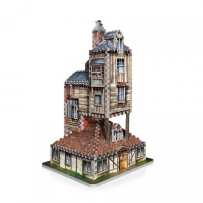Harry Potter - Puzzle 3D - The Burrow (Weasley Family Home) - 415 pièces