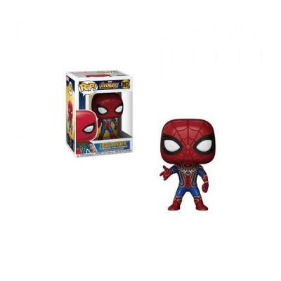 Iron Spider - Avengers Infinity War (287) - POP Movies