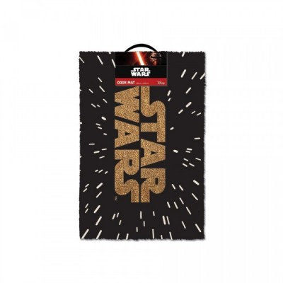 Paillasson - Star Wars - Logo - 40x60cm