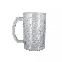 Chope à bière - Zelda - Bouclier - 500ml