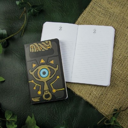 Carnet de Notes - Zelda - Sheikah - A5