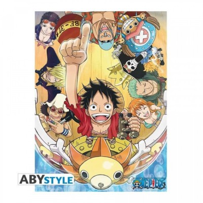 """Poster - One Piece - """"New World"""" - (52x38)"""
