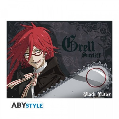 "Poster - Black Butler - ""Grell"" - (52x38)"