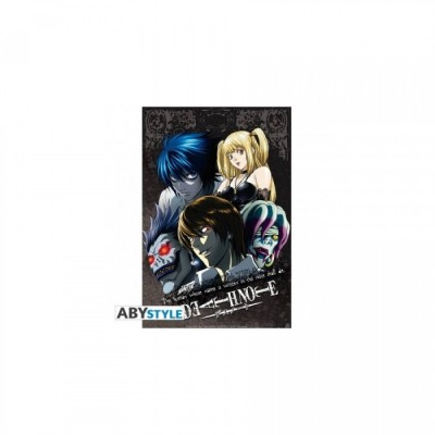 """Poster - DEATH NOTE - """"Groupe 1"""" (52X35)"""