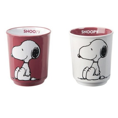Mug - Snoopy 2 Mug Set (320 Ml)