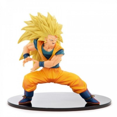 Son Goku Super Saiyan 3 - Dragon Ball FES Vol.4 - 14cm (costume clair)