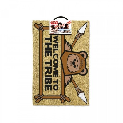 Paillasson - Star Wars - Welcome To The Tribe Ewok - 40x60cm