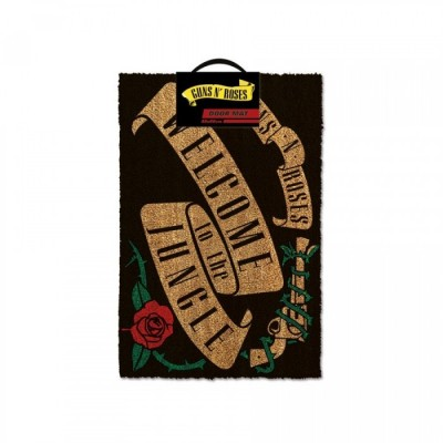 Paillasson - Guns N' Roses - Welcome To The Jungle - 40x60cm