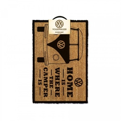 Paillasson - VW - Home Is Where the Camper Is - 40x60cm