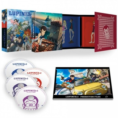 Lupin the Third : L'aventure Italienne - Intégrale - Edition Collector BR - VOSTFR