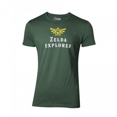 T-shirt - Zelda Tour Merch Style - XL