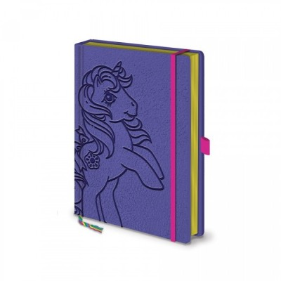 Carnet de Notes - Princess Sparkle - My Little Pony Retro - A5 (21 x 14.9cm)