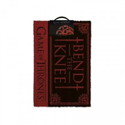 Paillasson - Game Of Thrones - Bend the knee - 40x60cm