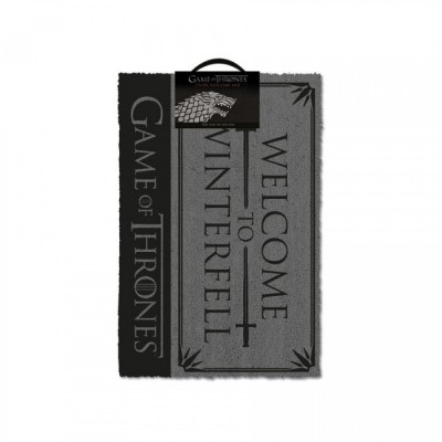 Paillasson - Game Of Thrones - Welcome to Winterfell - 40x60cm