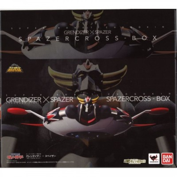 Goldorak - Super Robot Chogokin - SpazerCross Box - 19 cm