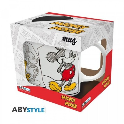 Mug - Subli - Mickey Schema - 320ml
