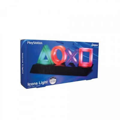 Lampe - Sony - Playstation Logo 3D