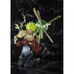 Figuarts Zero - Super Saiyan Broly - The Burning Battles - Dragon Ball Super - 32cm
