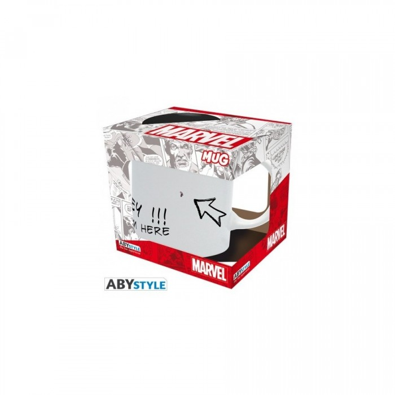 Mug - Ant-Man Mini - Marvel - 320ml