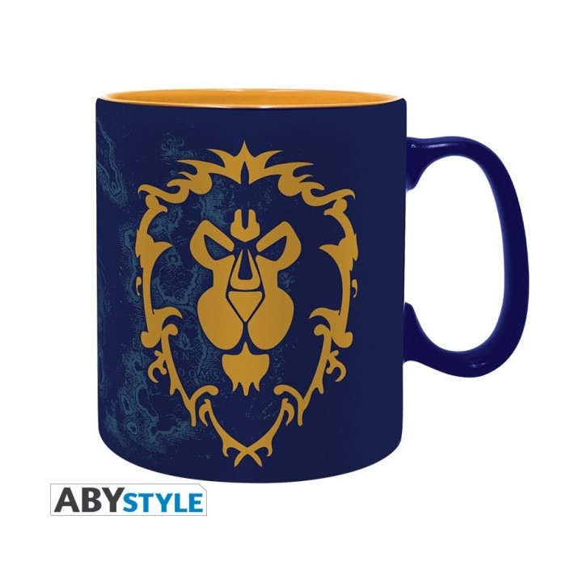 Mug - Alliance - World of Warcraft - 460ml