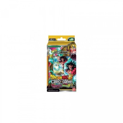 JCC - Starter 5 - Dragon Ball Super Serie 4 (FR) x6