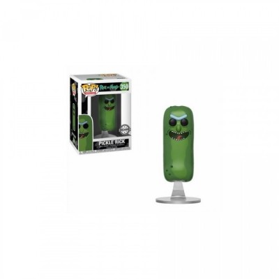 Pickle Rick (No Limbs) - Rick & Morty (350) - POP Animation - Exclusive