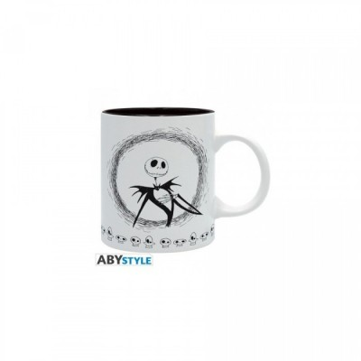 Mug - Nightmare Before Christmas Jack - Disney - 320ml