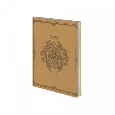 Carnet de Notes - The Legend of Zelda - Sage Symbols - A5