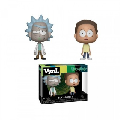 Rick & Morty - Double Pack - Rick & Morty - Vynl