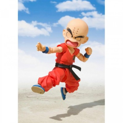 S.H. Figuarts - Krillin Child - Dragon Ball - 10cm