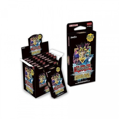 "Cartes Yu-Gi-Oh! - Decks ""Movie Pack Edition"" - (10 Decks) FR"