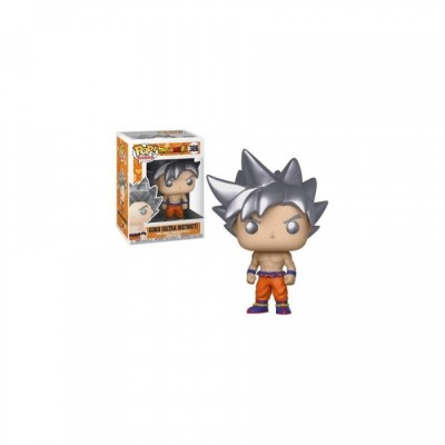Goku (Ultra Instinct Form) - Dragon Ball (386) - POP Animation - Exclusive