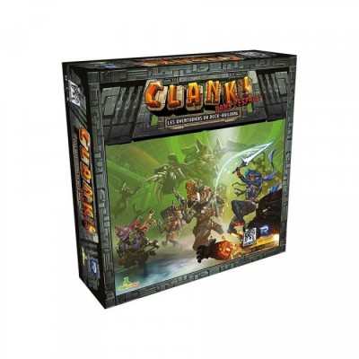 Clank - Board Game