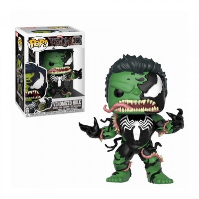Venom / Hulk - Venom (366) - Pop Marvel