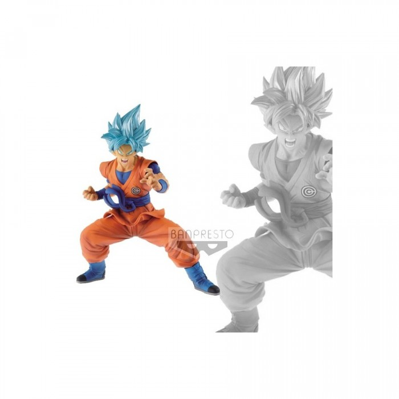 Super Dragon Ball Heroes - Transcendence Art vol.1 - Son Goku - 23cm