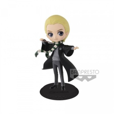 Draco Malfoy (normal version) - Q Posket -  Harry Potter - Figurine - 14cm