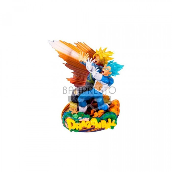 """Diorama"" - Dragon Ball - Vegeta & Trunks - 20cm"