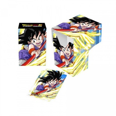 Deck Box - Explosive Spirit Son Goku  - Dragon Ball Super