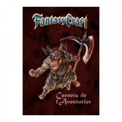 Jeu de Rôle - Fantasy Craft - Carnet de l'aventurier