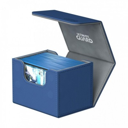 Ultimate Guard SideWinder™ 100+ taille standard XenoSkin™ Bleu - 79 x 104 x 88