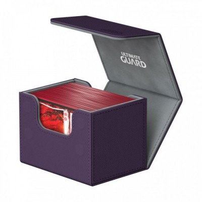 Ultimate Guard SideWinder™ 100+ taille standard XenoSkin™ Violet - 79 x 104 x 88