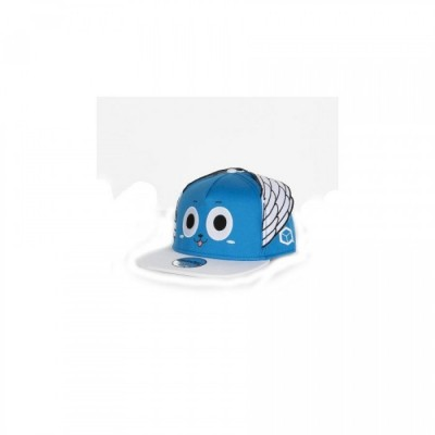 Casquette - Fairy Tail - Happy - Blanc & Bleu