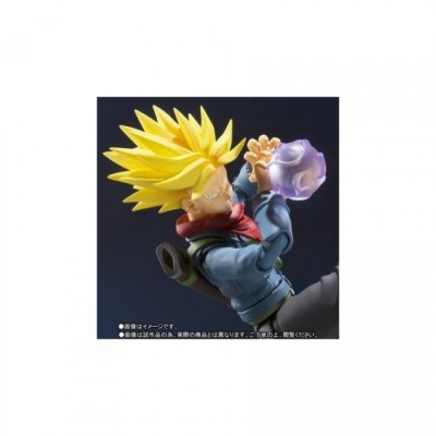 S.H. Figuarts - Dragon Ball Super - Super Sayiajin Trunks