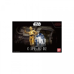 Maquette - C3PO & R2D2 - Star Wars - 14cm