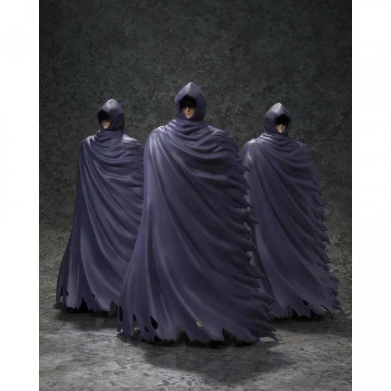 Les 3 Renégats - Saint Seiya - Myth Cloth