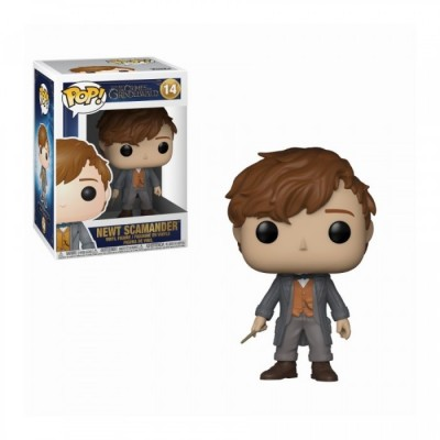 Newt Scamander - Fantastic Beasts 2 (14) - Pop Movies