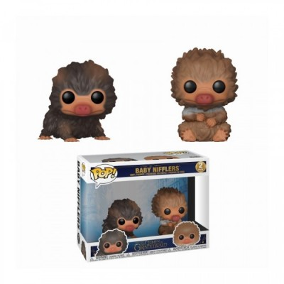 Baby Nifflers - Fantastic Beasts 2 (pack de 2) - POP Movies